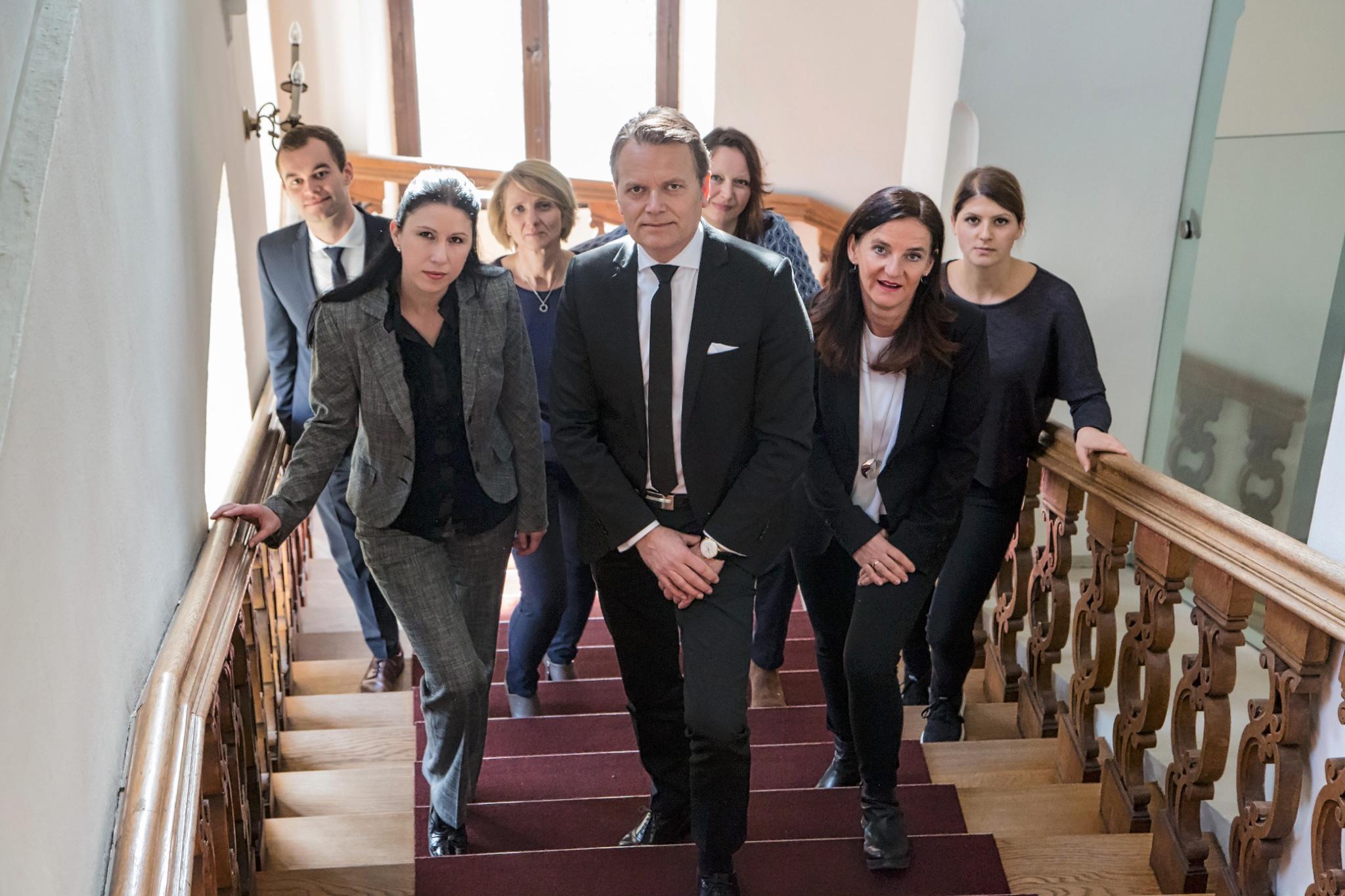 Team Kanzlei Dr. Semmelmayer